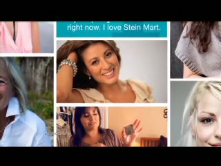 "Stein Mart's New TV Spot for ""Love at First Find"""