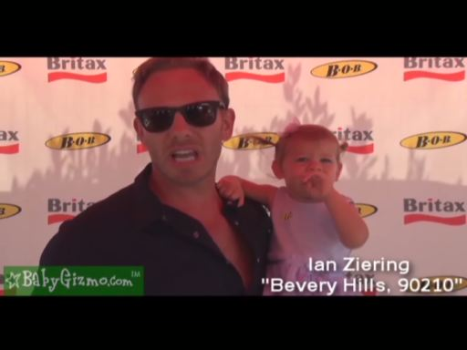 "BRITAX HOLLYWOOD ""RED CARPET"" EVENT PROMOTES CHILD PASSENGER SAFETY"