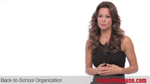 The Most Popular Video for Moms on Dealing with Back to School Stress is from Brooke Burke-Charvet