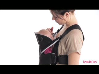 BABYBJÖRN BABY CARRIER MIRACLE instructional video