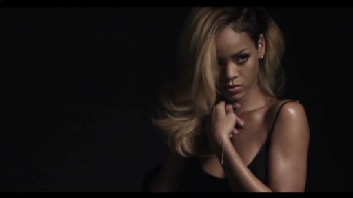 Behind The Scenes Footage From The Rogue by Rihanna Campaign Shoot