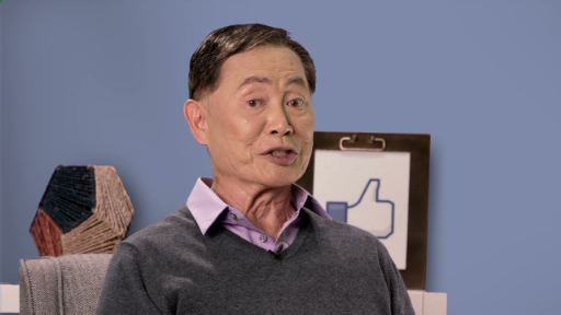 GEORGE TAKEI EXPANDS SOCIAL MEDIA PRESENCE TO YOUTUBE AND TEAMS UP WITH AARP FOR NEW SERIES