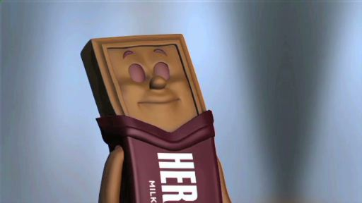 "This mysterious video was found on the HERSHEY'S CHOCOLATE WORLD Attraction premises accompanied by a note signed only with an ""H."""