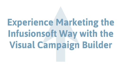 Robust visual marketing campaigns with Infusionsoft Campaign Builder