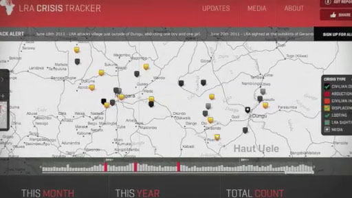 LRA Crisis Tracker Introduction
