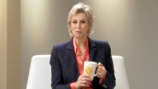 Jane Lynch in Great Morning All Morning featuring the Meter Maid