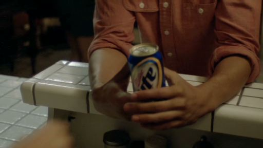 "Miller Lite Punch Top Can ""Crack It"" Spot"