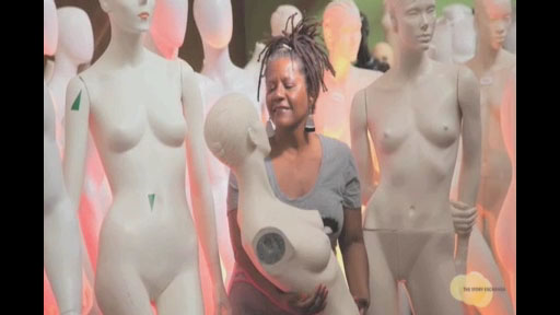 Watch The Story Exchange video of entrepreneur Judi Henderson-Townsend, founder of Mannequin Madness, which recycles, rents and sells used mannequins.