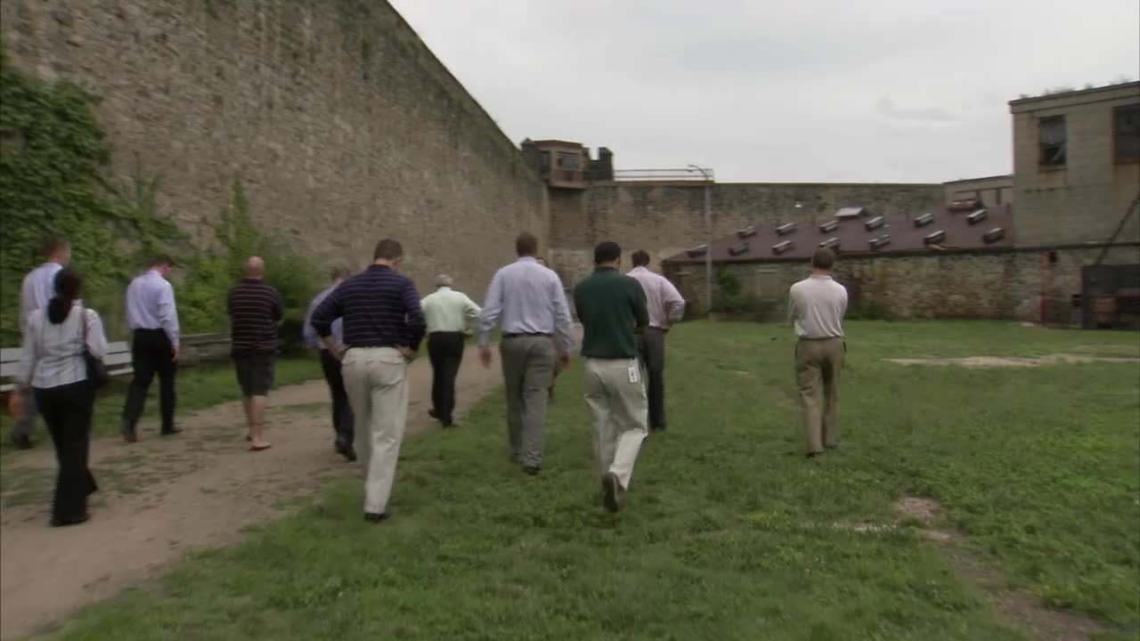 Eastern State Penitentiary in Philadelphia, PA kicks off its 2014 tour season by giving visitors a glimpse into the inmate experience at this long-abandoned prison.