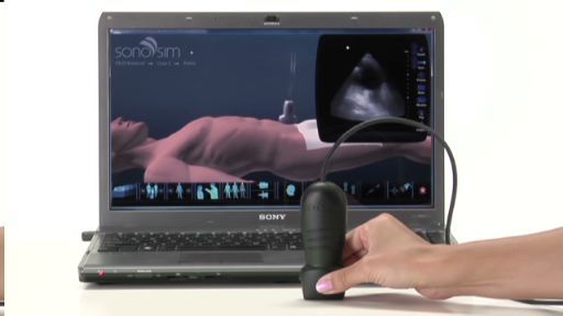 """The positive response to the SonoSim® Personal Solution at AIUM was overwhelming and exceeded our highest expectations."" Dr. Dan Katz, VP SonoSim"