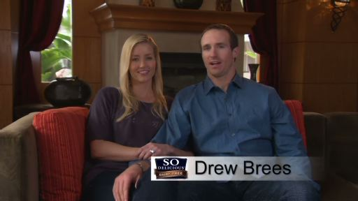 Drew and Brittany Love So Delicious Dairy Free