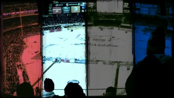 Magisto and NBC Sports bring a 360 degree fan experience. #Celebrate Stanley and Go Rangers.