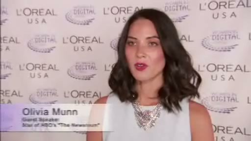 L'Oreal USA Women in Digital NEXT Generation Awards