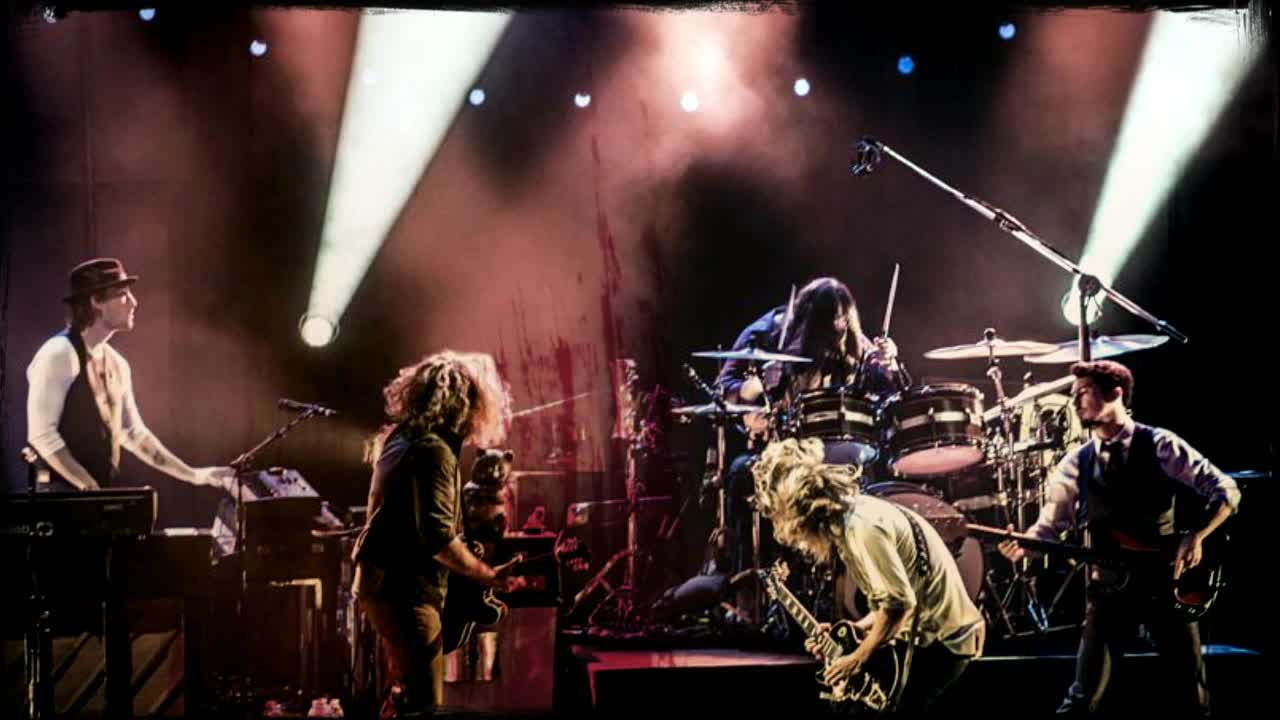Live In Concert My Morning Jacket - Circuital; Created with Magisto Artificial Intelligence