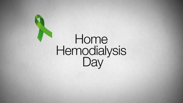 Home Hemodialysis Day 2014!