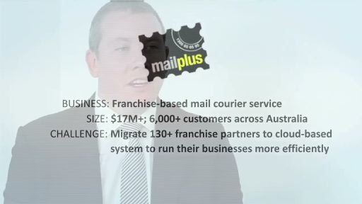 NetSuite Cloud Helps Accelerate Mailplus' Growth by 24 Percent. Australian Mail Courier Replaced Multiple On-Premise Applications and Launched Mobile Version With NetSuite To Manage More Than 150 Franchises.