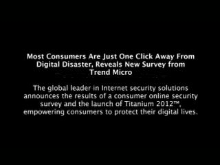 Carol Carpenter, executive general manager, Trend Micro, discusses the company's latest secuity suite, Titanium 2012, which was released on Aug. 22.