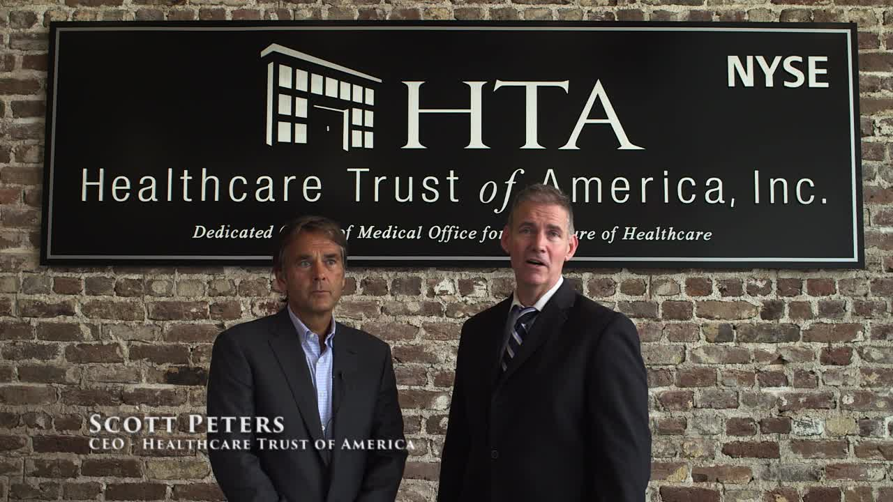 Interview with HTA's Chairman & CEO, Scott Peters and Brad Thomas of the Intelligent REIT Investor