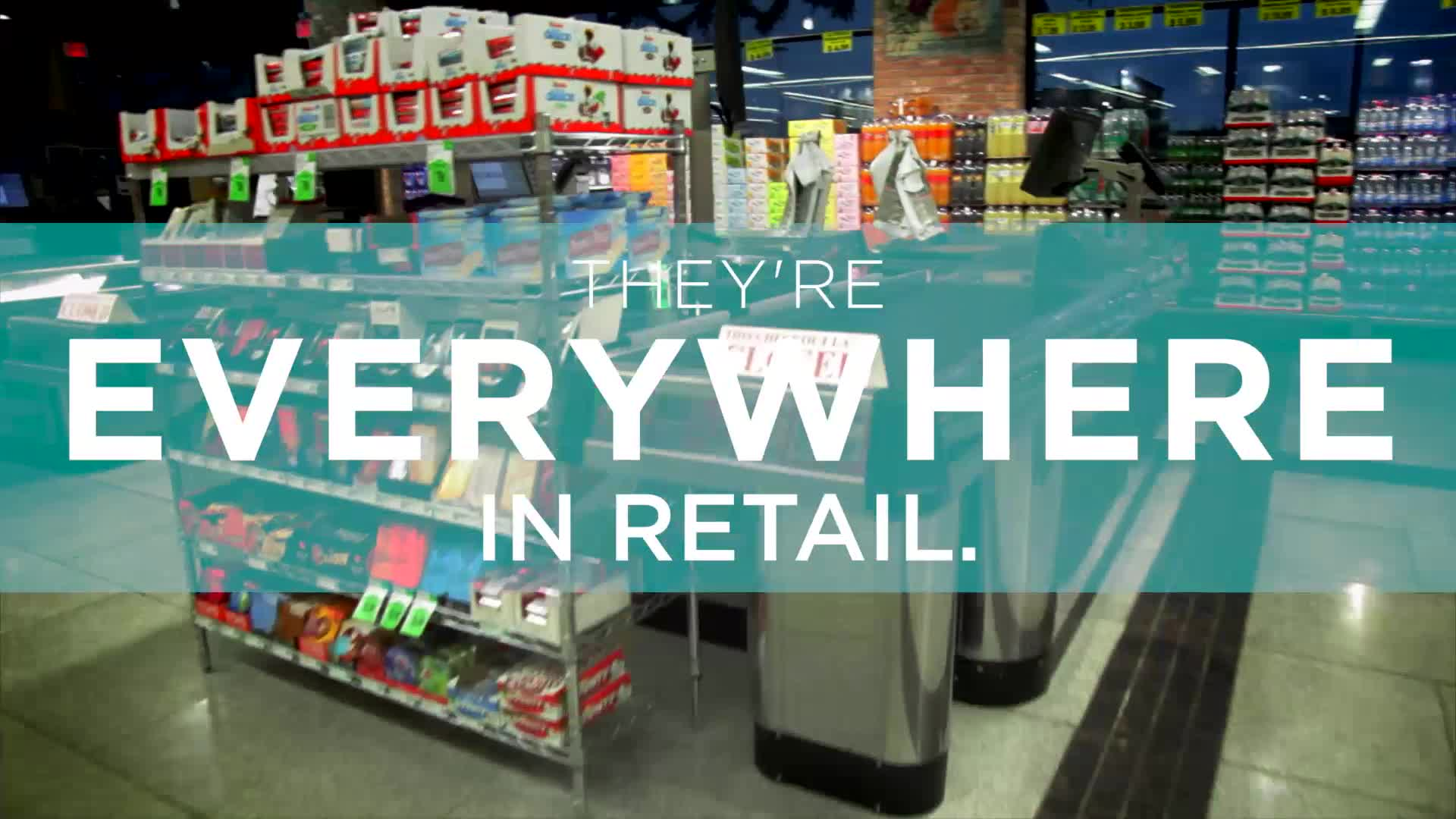 InvisiSign by Design Phase Revolutionizes the Retail Shopping Experience
