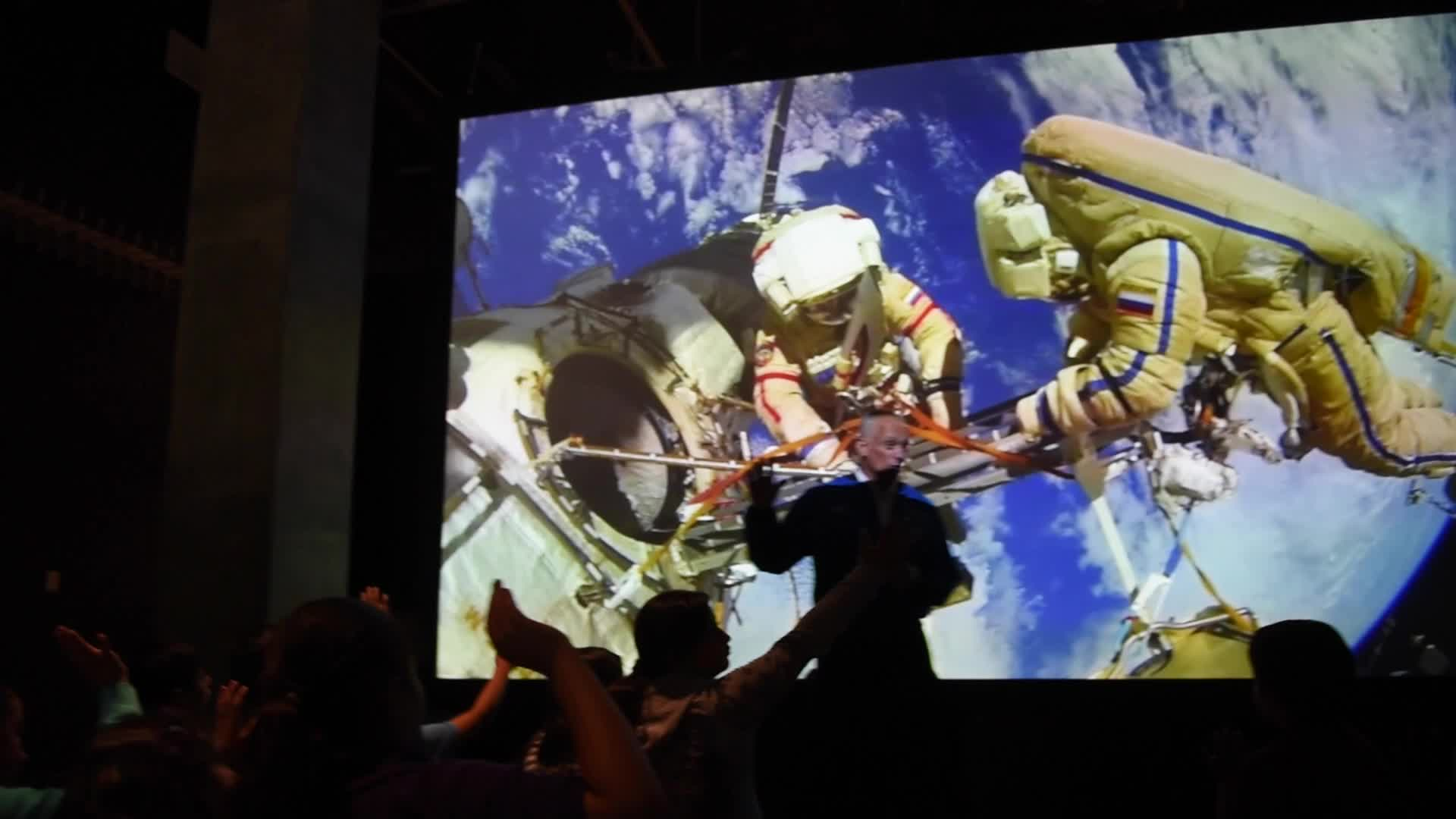 Journey to Space: Exhibition and 3D Film