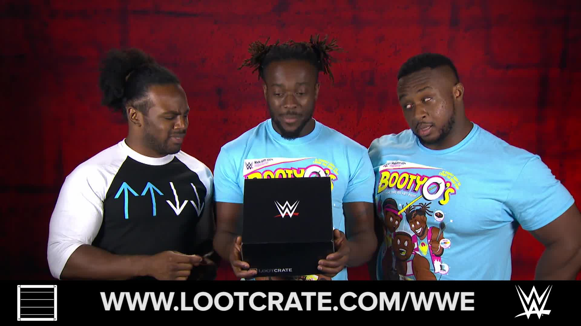 WWE Slam Crate Announcement with The New Day