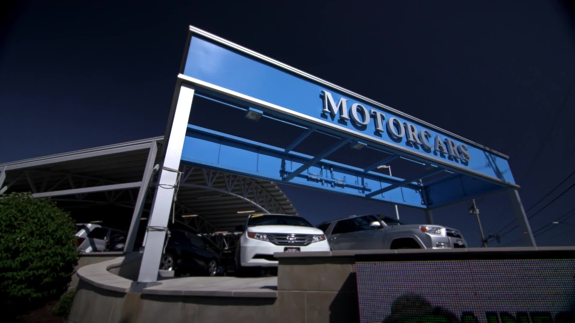 Motorcars Honda Named First Carbon Neutral Car Dealership in the World