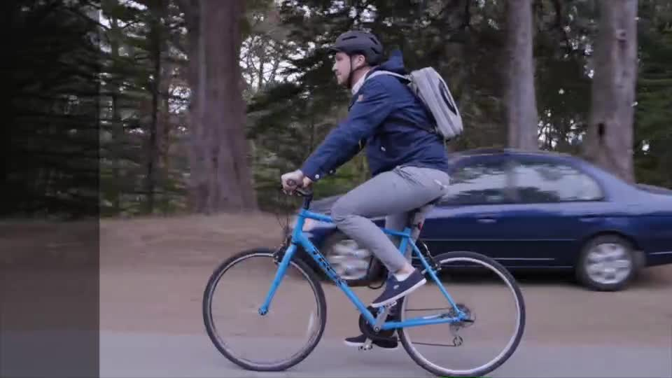 World's Best Commuter-to-Office Bag || HACKPACK available only on KICKSTARTER