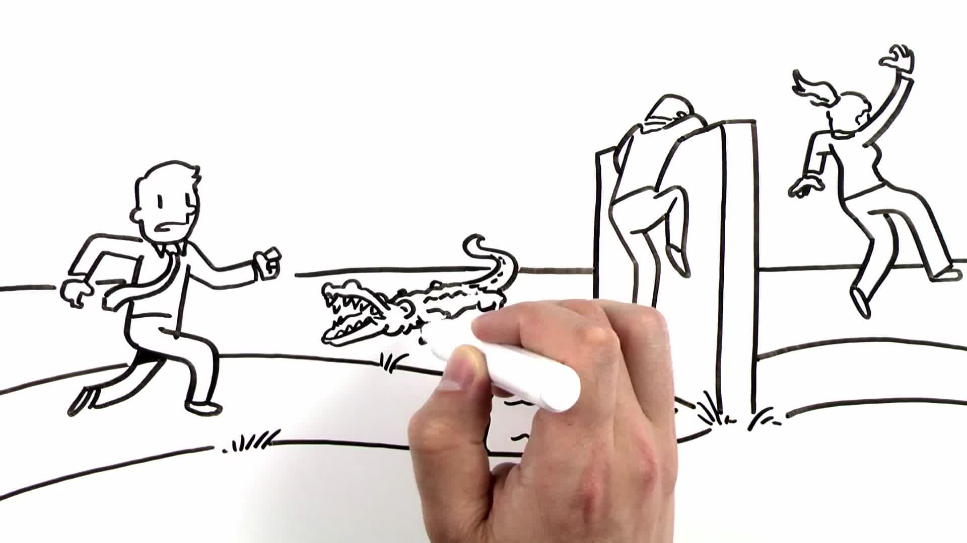 The electric utility industry is evolving at a rapid pace. Check out how this whiteboard video showcases the complex challenges our industry faces through clever animations.