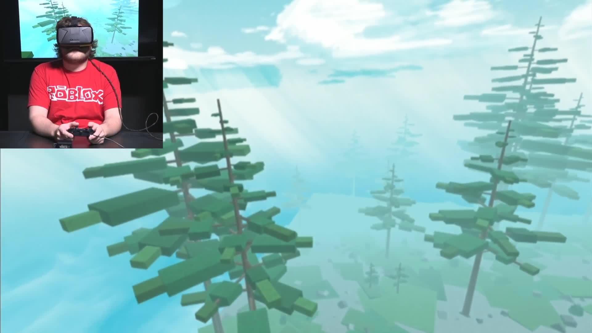ROBLOX VR Demo