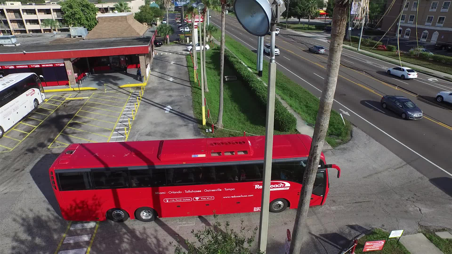 How RedCoach USA Redefines Bus Travel