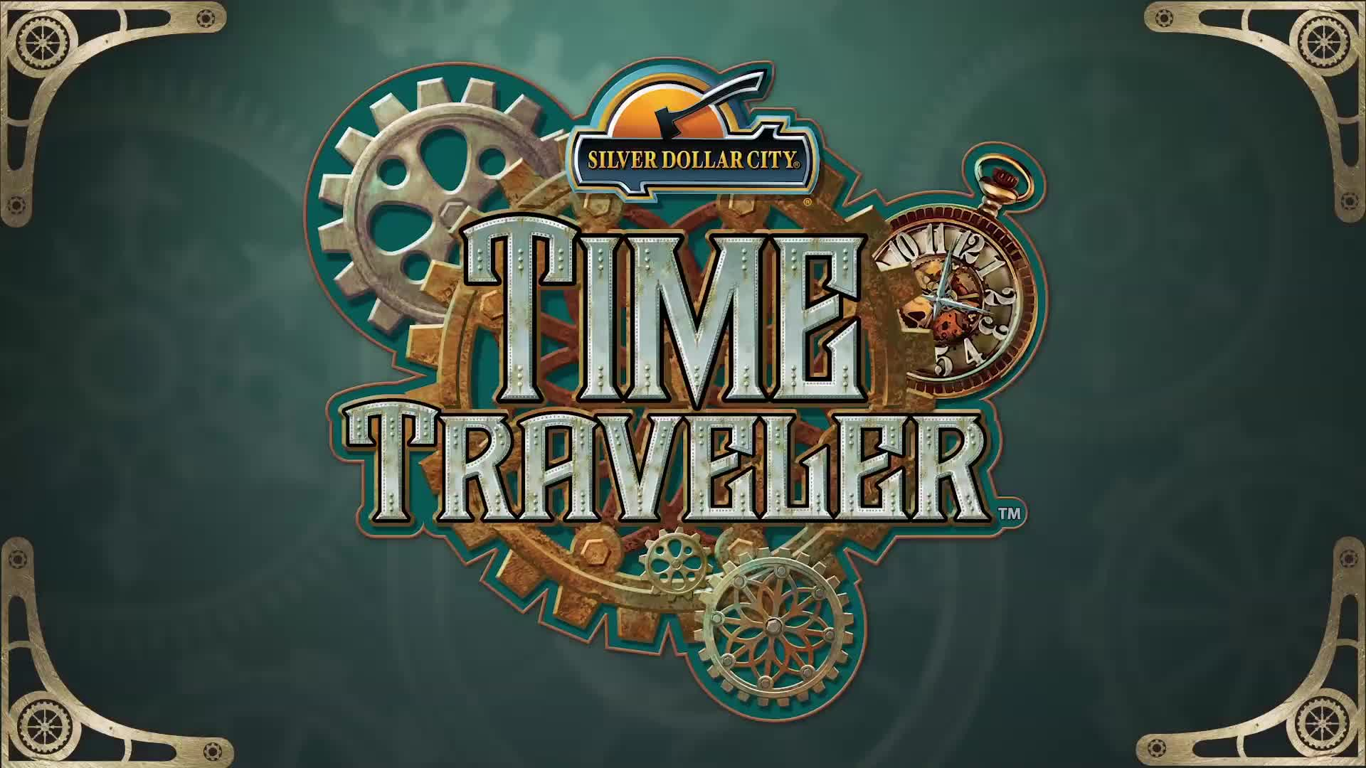 Ride animation for  Silver Dollar City's Time Traveler, a revolutionary roller coaster announced today, on National Roller Coaster Day. The ride will open Spring 2018 at the Branson, Missouri theme park.