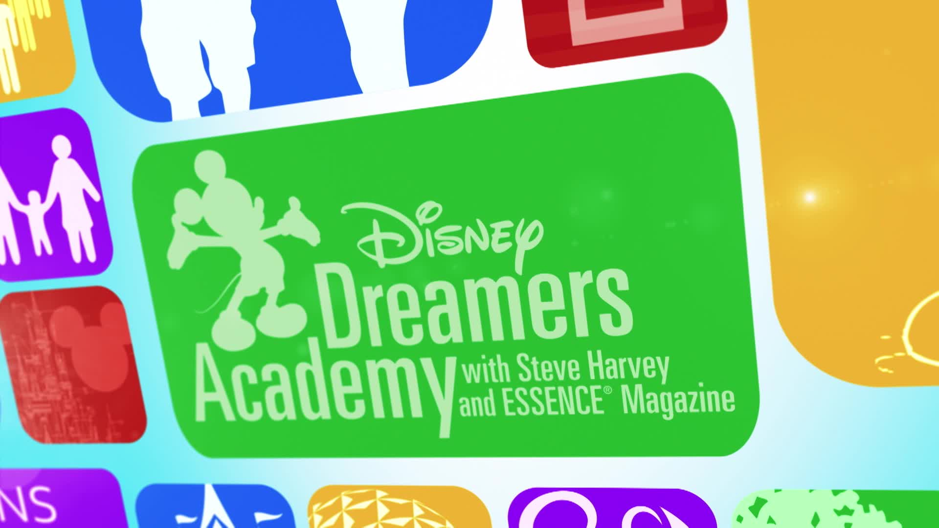 Disney Dreamers Class of 2016 - Brief video overview of 3-day event at Walt Disney World Resort.