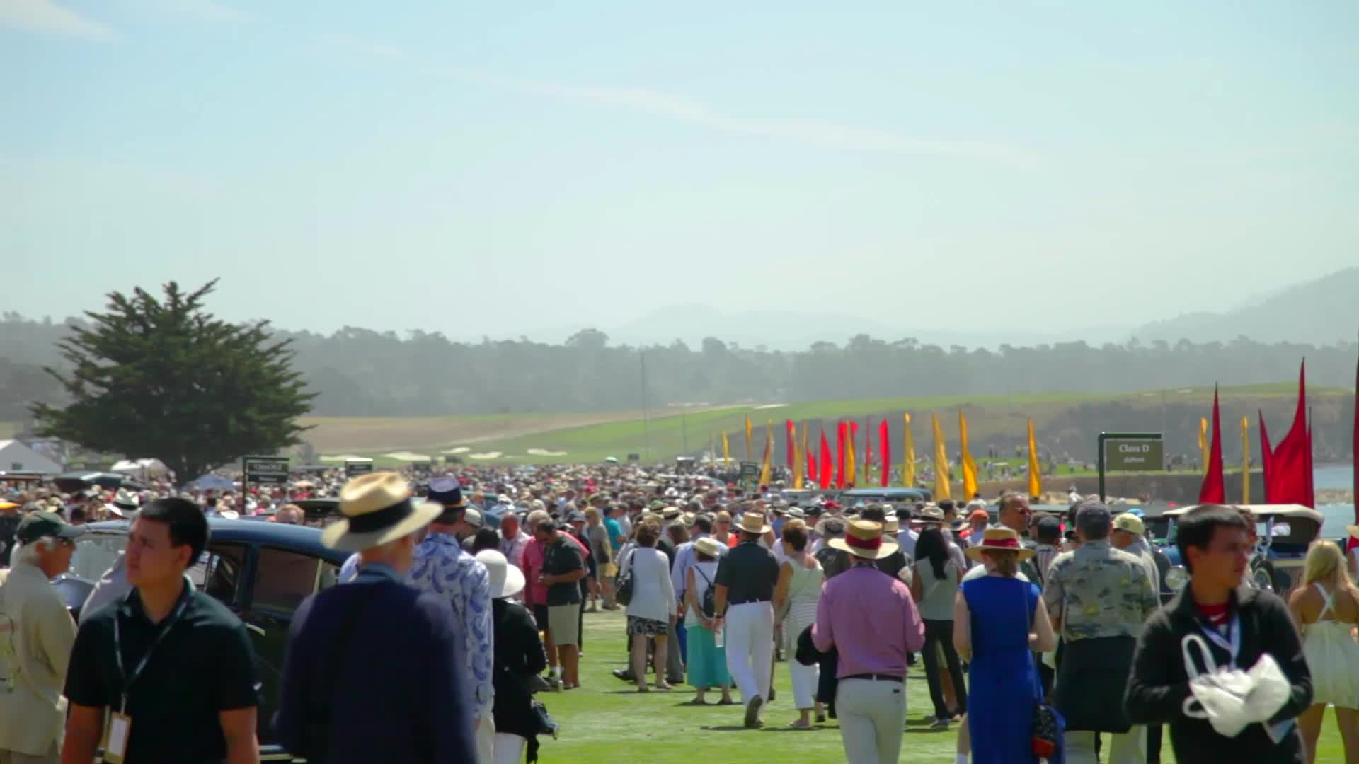 Pebble Beach Concours d'Elegance Celebrates 66 Years of Charitable Giving