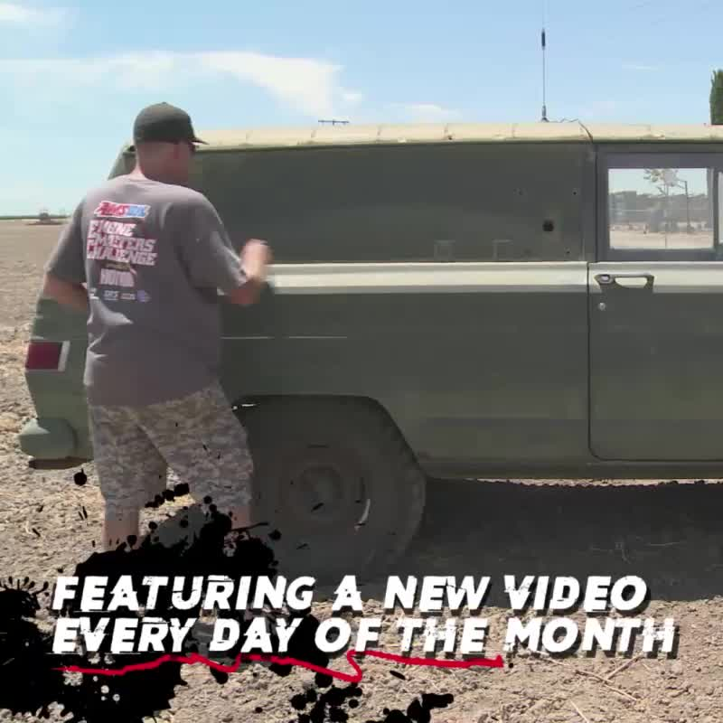 Roadkill Extra Launches August 15 on Motor Trend OnDemand