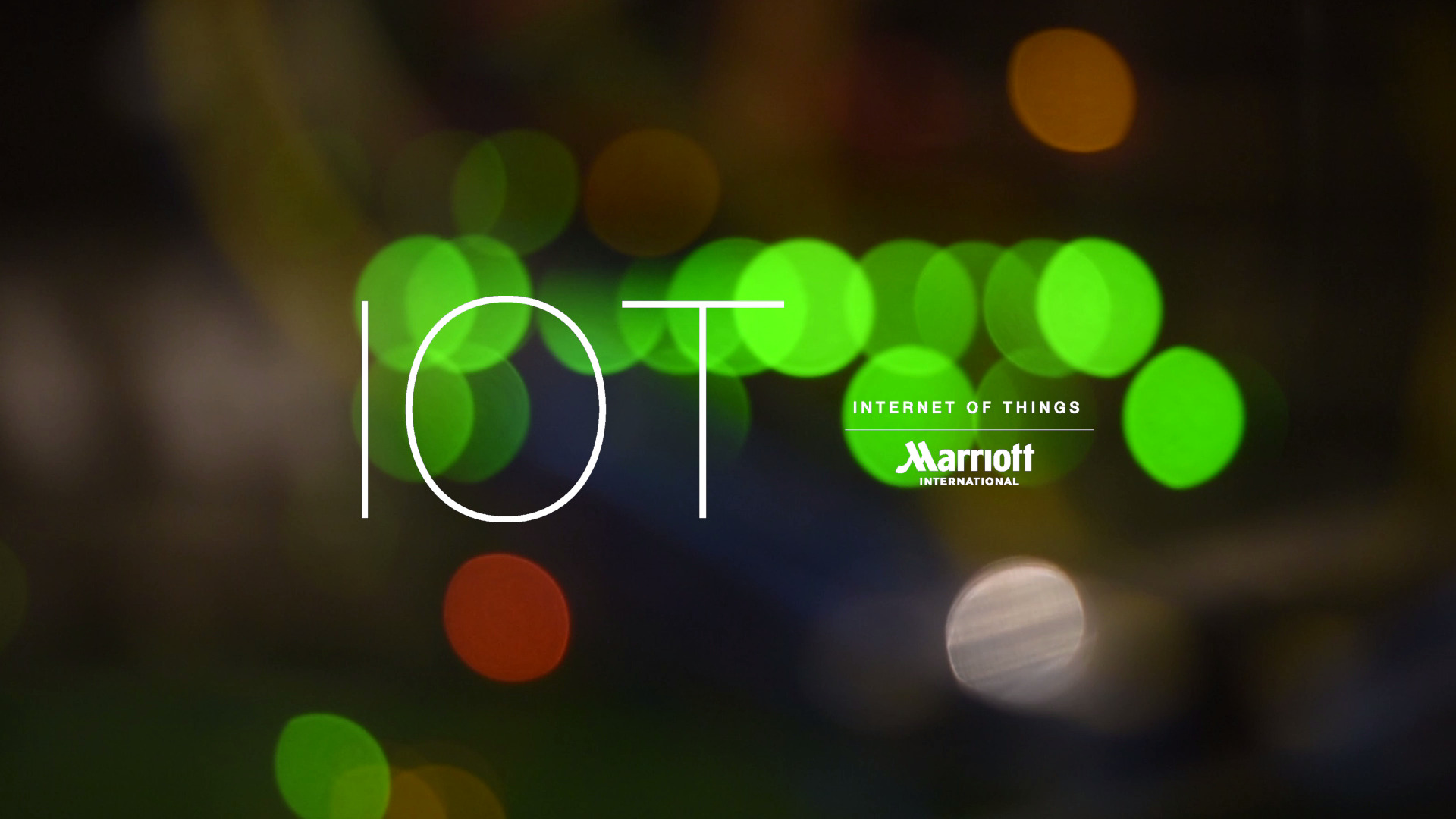 Why is Marriott International thinking about IoT? This behind-the-scenes video features key executives from Marriott International, Samsung and Legrand as they work to create the hotel room of the (near) future.