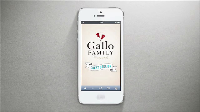Learn how to use the Gallo Family Vineyards Crest Creator with this short how-to video, then make your own family crest at www.CrestCreator.com.